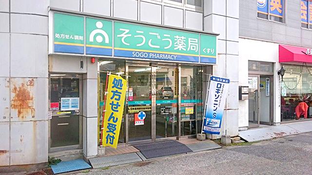 そうごう薬局向洋駅前店の画像