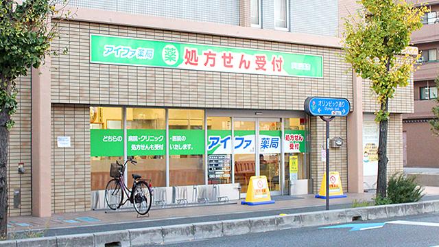 アイファ薬局 戸田公園店の画像