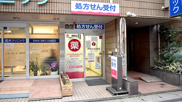 矢野調剤薬局溝口下作延店の画像