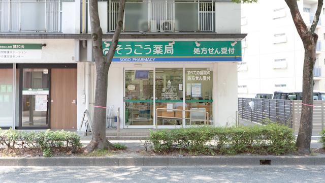 そうごう薬局 干隈店の画像