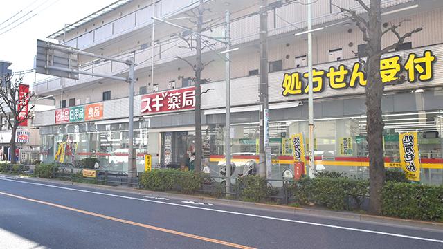 スギ薬局 鷺宮店の画像