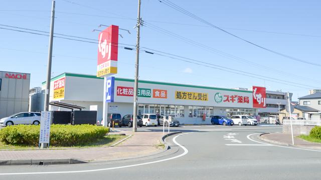 スギ薬局 浜松海老塚店の画像