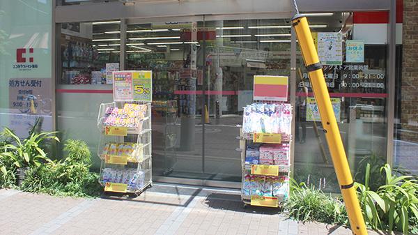 ココカラファイン薬局Luz大森店