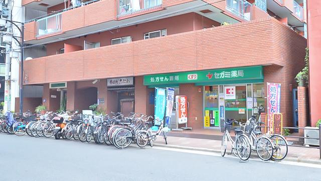 セガミ薬局日本橋店の画像