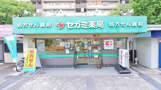 セガミ薬局八戸ノ里店の画像