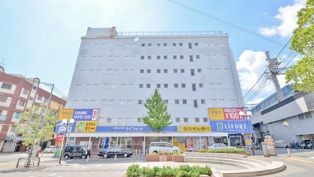 ライフォート阪神御影駅南薬局の画像