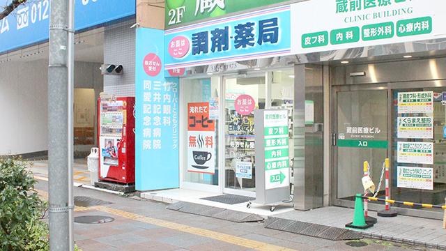 薬局日本メディカル 蔵前店の画像