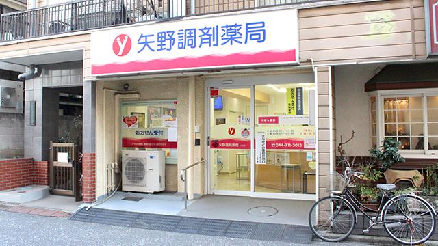 矢野調剤薬局小杉店の画像