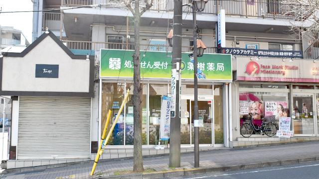 薬樹薬局 鷺沼3号mammy店の画像