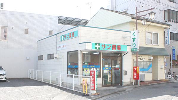 長野駅 小児科