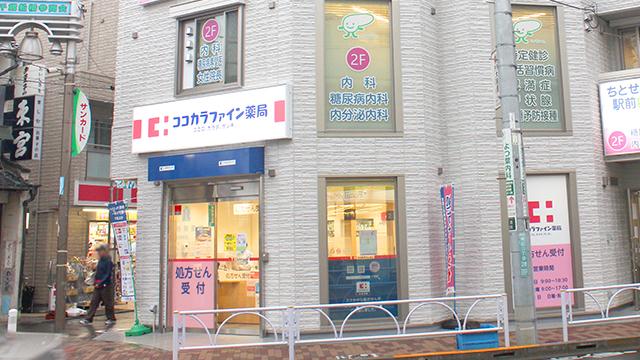 ココカラファイン薬局 千歳船橋桜丘店の画像