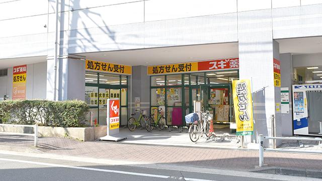 スギ薬局 大森町店の画像
