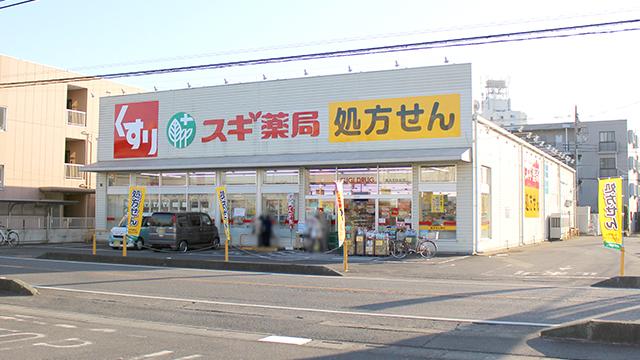 スギ薬局 東みずほ台店の画像