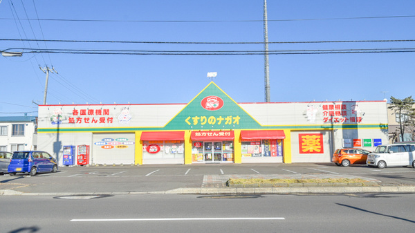 ナガオ薬局 愛国東店