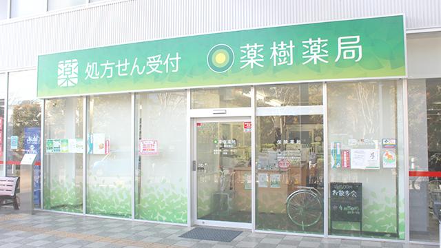 薬樹薬局 オーケー新用賀店の画像
