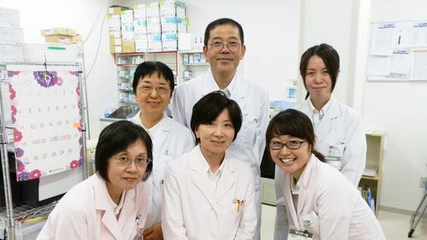 中部薬品 /V・drug 富山花園薬局