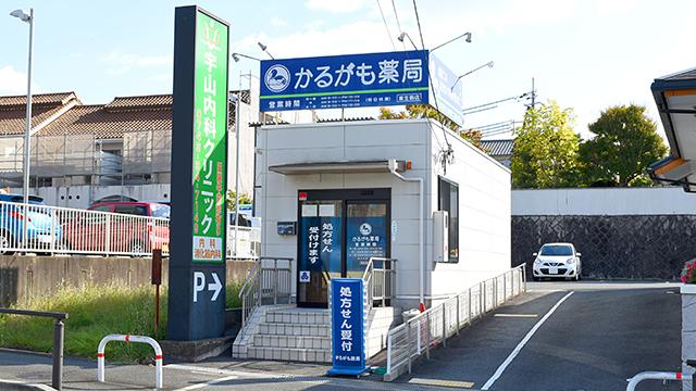 かるがも薬局 東生駒店の画像
