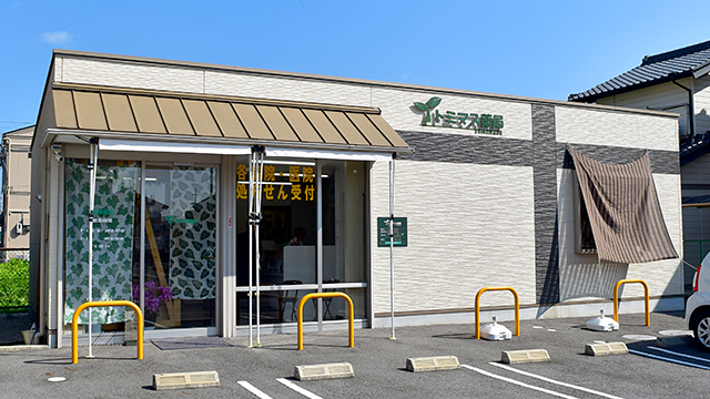 トミマス薬局の画像