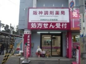阪神調剤薬局 武庫川駅前店の画像