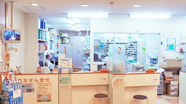 すずらん薬局 大手町店の画像