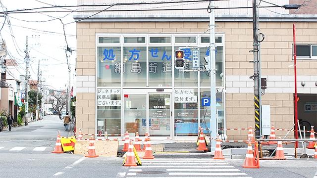 綱島街道薬局の画像