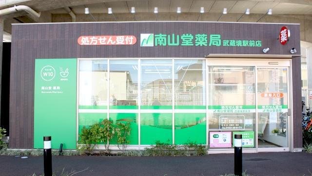 南山堂薬局 武蔵境駅前店の画像