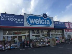 ウエルシア薬局 足立島根店の画像