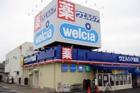ウエルシア薬局 富士見鶴瀬東店の画像