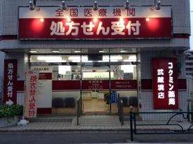 コクミン薬局 武蔵境店の画像