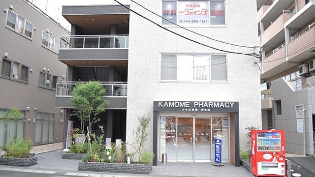 かもめ薬局 柿生店の画像