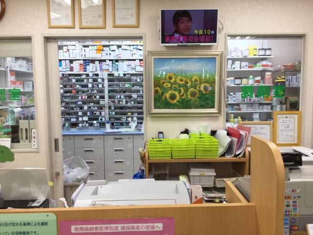 日本調剤 万代東薬局の画像