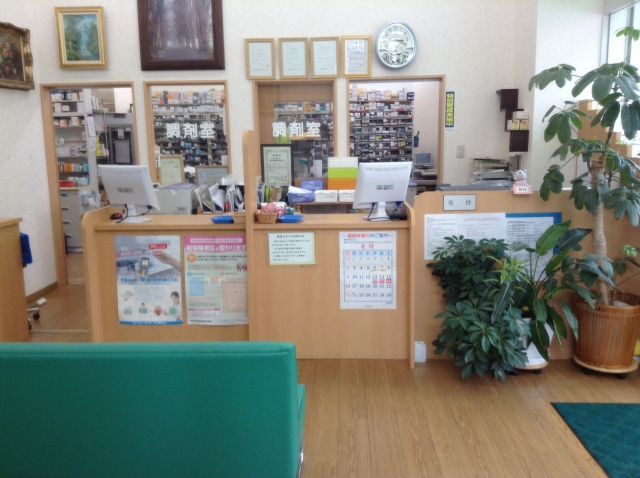 日本調剤 茨木駅前薬局の画像