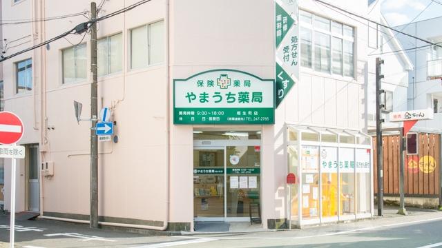 有限会社 やまうち薬局 相生町店の画像