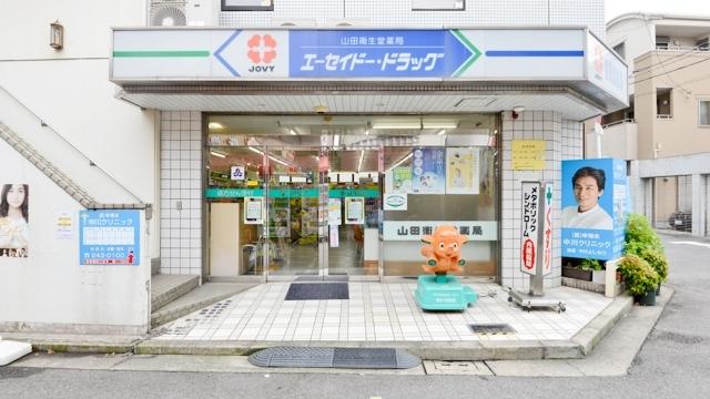 山田衛生堂薬局 湊駅前店の画像
