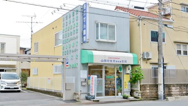 山田衛生堂薬局 昭和通店の画像