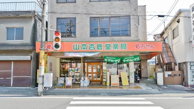 山本杏鹿堂薬局の画像