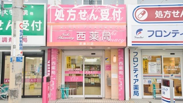 西薬局 武庫川店の画像