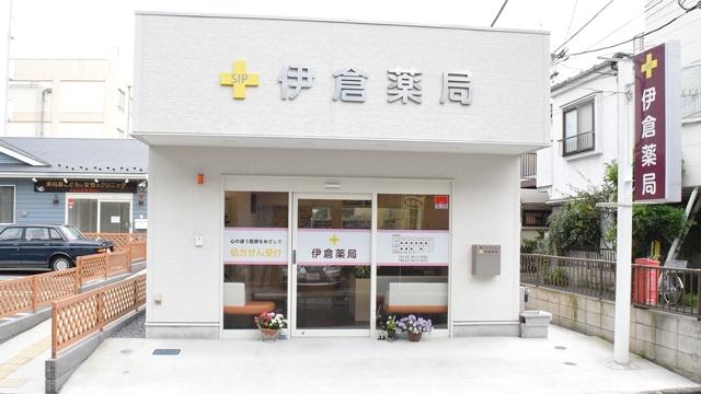 伊倉薬局の画像