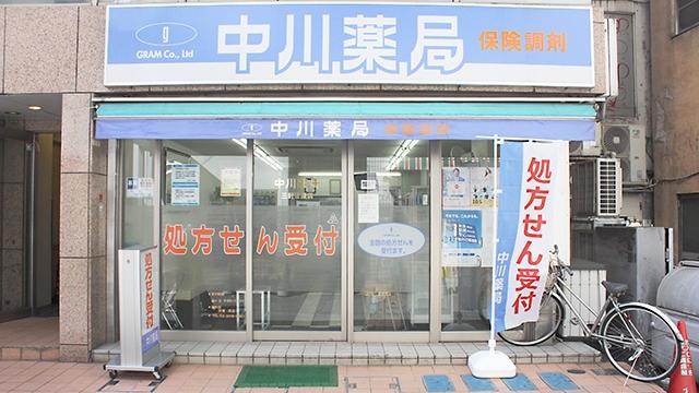 中川薬局 三軒茶屋店の画像