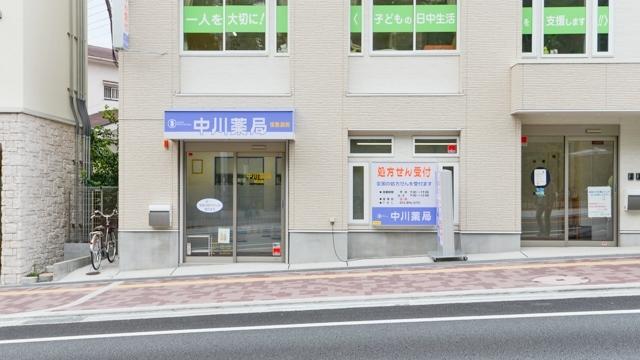 中川薬局 枚方店の画像