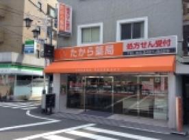 たから薬局 三軒茶屋店の画像